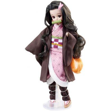 TAKARA TOMY - Licca Chan Doll Kimetsu no Yaiba (Demon Slayer) Kamado Nezuko x Licca Chan