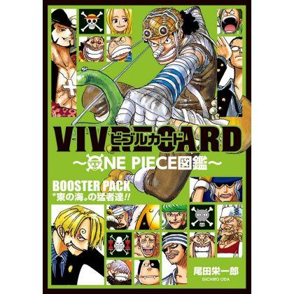 ONE PIECE - VIVRE CARD Booster Pack - East Blue no Mosa-tachi