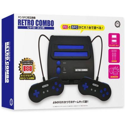 COLUMBUS CIRCLE - FC/SFC Retro Combo for Famicom & Super Famicom Games