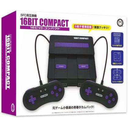 COLUMBUS CIRCLE - SFC 16Bit Compact for Super Famicom Games