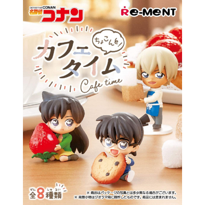 RE-MENT Detective Conan - Choconto! Cafe Time Box