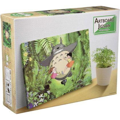 ENSKY - GHIBLI Mon voisin Totoro - Art Board Jigsaw Puzzle 366 pièces ATB-03