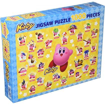 ENSKY - KIRBY Copy Abilities - 1000 Piece Jigsaw Puzzle 1000T-157