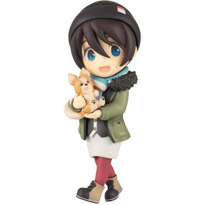 PLUM Yuru Camp Season 2 - Mini Figure Saitou Ena Season 2 Ver.