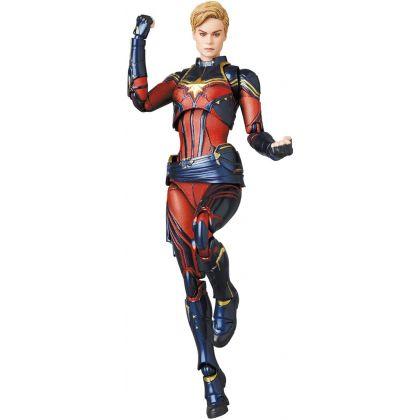 MEDICOM TOY - MAFEX Avengers: Endgame - Captain Marvel (Endgame Ver.) Figure