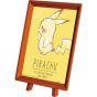 ENSKY - POKEMON Pikachu Portrait - 150 Piece Mame Jigsaw Puzzle MA-57