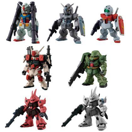 BANDAI - Gundam - FW Gundam Converge 22 Figure Collection Box