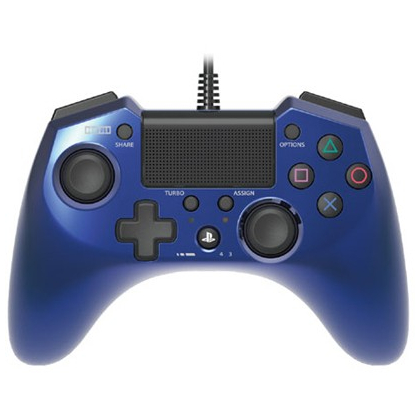 PS4-026 Hori pad FPS plus for PlayStation4 Blue