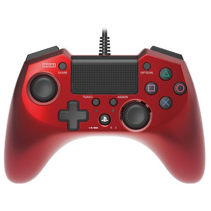 PS4-027 Hori pad FPS plus for PlayStation4 Red