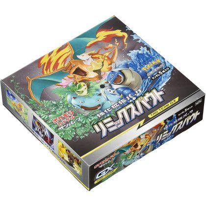 POKEMON CARD Sun & Moon Reinforcement Expansion Pack - Remix Bout BOX
