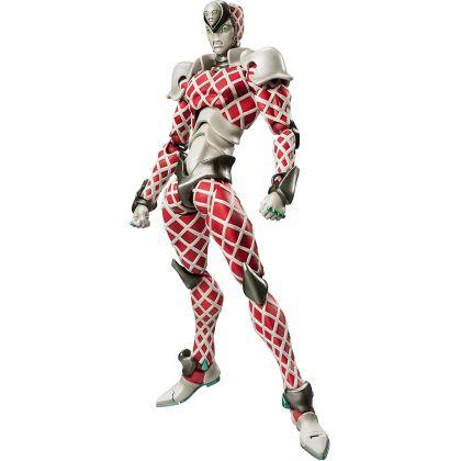 MEDICOS Super Action Statue JoJo's Bizarre Adventure - Part V - K.C. King Crimson Figure