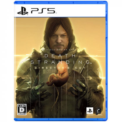 Sony Interactive Entertainment DEATH STRANDING Director's Cut for Sony Playstation 5