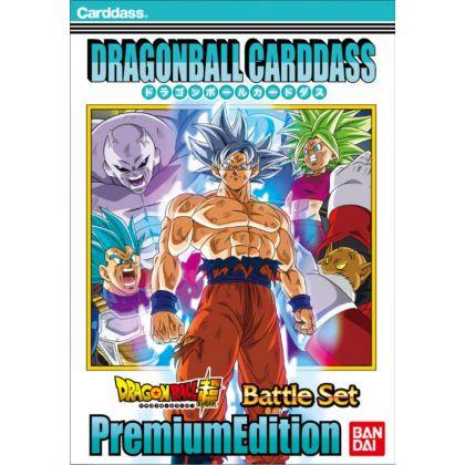 BANDAI - Dragon Ball Carddass - Dragon Ball Super Battle Set Premium Edition
