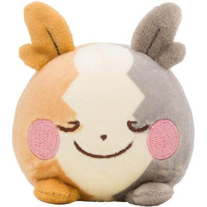 Pokémon Center Original Nigitte Munimuni Plush Minna Otsukaresama Morpeko