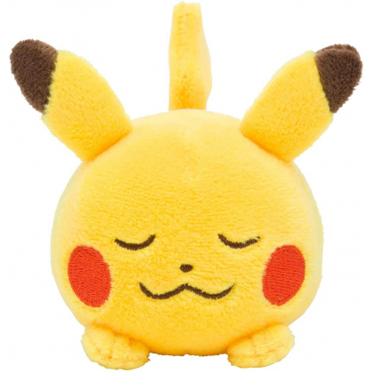 Pokémon Center Original Nigitte Munimuni Plush Minna Otsukaresama Pikachu