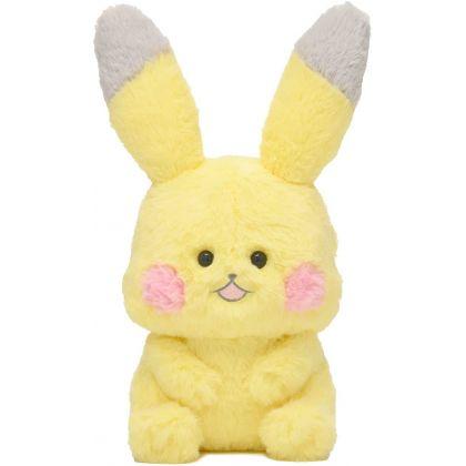 Pokemon Center Original Plush Report Kaite ne Pikachu
