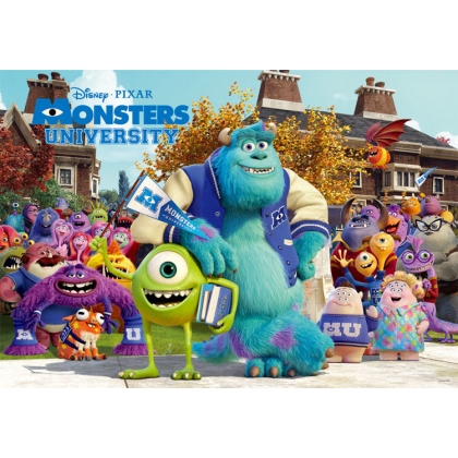 TENYO - DISNEY Monsters...