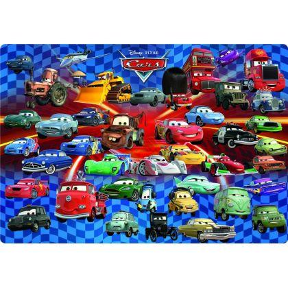 TENYO - DISNEY Cars - 40...
