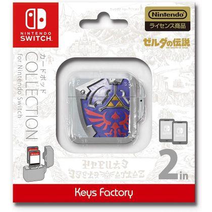 KEYS FACTORY - Card Pod Collection The Legend of Zelda (Zelda no Densetsu) Type-B for Nintendo Switch
