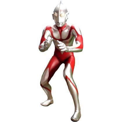CCP Tokusatsu Series Ultraman - Shin Ultraman Fighting Pose Figure