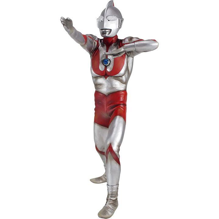 CCP Tokusatsu Series Ultraman - Ultraman C-Type Slash High Grade Ver. Figure