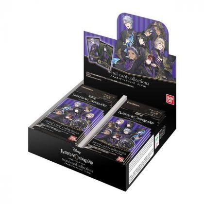 BANDAI - Disney Twisted Wonderland Metal Card Collection 2 (BOX)