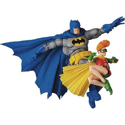 MEDICOM TOY - MAFEX No.139 Batman Blue Version & Robin The Dark Knight Returns Figure