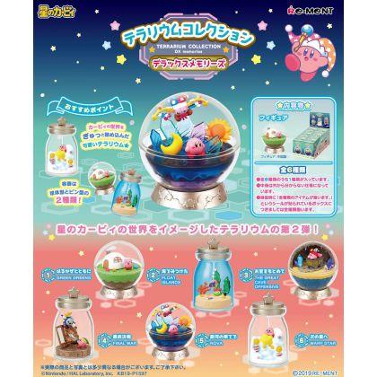 RE-MENT Hoshi no Kirby - Terrarium Collection Deluxe Memories BOX