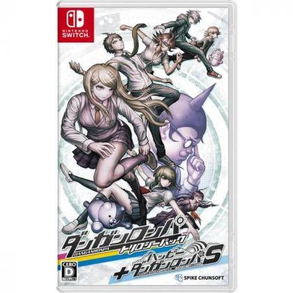 SPIKE CHUNSOFT - Danganronpa Decadence : Danganronpa Trilogy Pack & Happy Danganronpa for Nintendo Switch