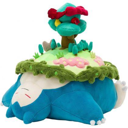 Pokemon Center Original Plush Kyodai Max Kabigon (Snorlax)
