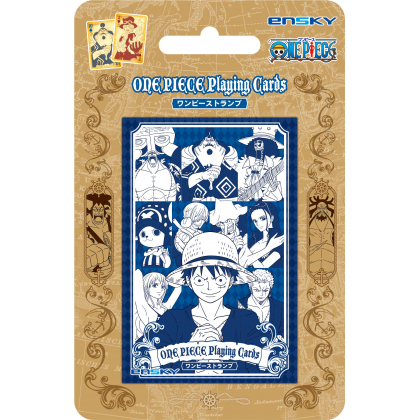 ENSKY - One Piece Trump Playing Cards