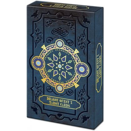 SQUARE ENIX - Dragon Quest X Tarot Card
