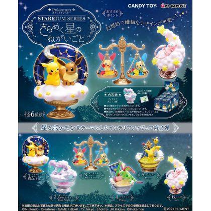 RE-MENT Pokemon STARRIUM SERIES Kirameku Hoshi no Negaigoto Collection Box
