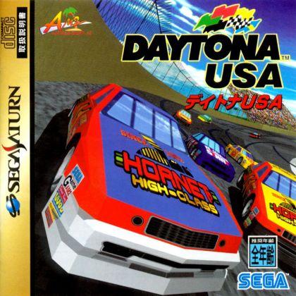 SEGA - Daytona USA for SEGA SATURN