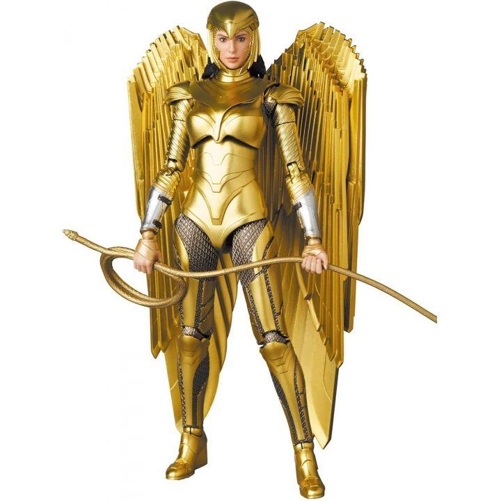 MEDICOM TOY - MAFEX No.148 Wonder Woman 1984 - Wonder Woman Golden Armor Ver. Figure