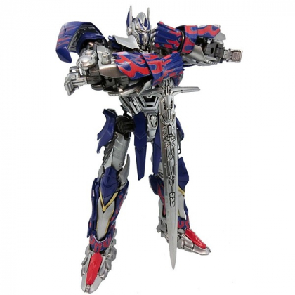 TAKARA TOMY TRANSFORMERS Dual model kit DMK03 Optimus Prime (Lost Age Ver.)