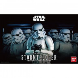 BANDAI Star Wars Storm Trooper [1/12 scale plastic model]