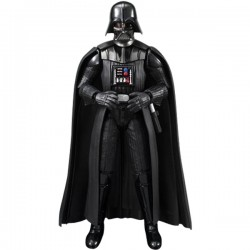BANDAI Star Wars Darth Vader [1/12 scale plastic model]