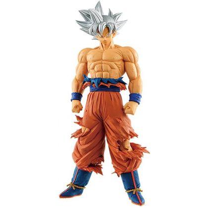 BANDAI Banpresto - Dragon Ball Super - Grandista Resolution of Soldiers - Son Goku Ultra Instinct Figure