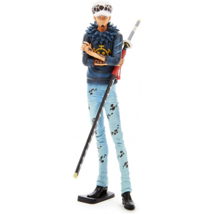 BANDAI Banpresto - One Piece Grandista THE GRANDLINE MEN - Trafalgar Law Figure