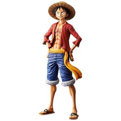 BANDAI Banpresto - One Piece Grandista THE GRANDLINE MEN - Monkey D. Luffy Figure