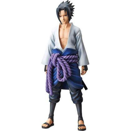 BANDAI Banpresto - Naruto Shippuden - Grandista Shinobi Relations Uchiha Sasuke Figure