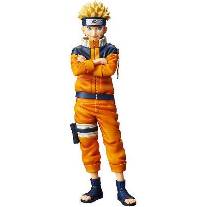 BANDAI Banpresto - Naruto - Grandista Shinobi Relations Uzumaki Naruto Figure