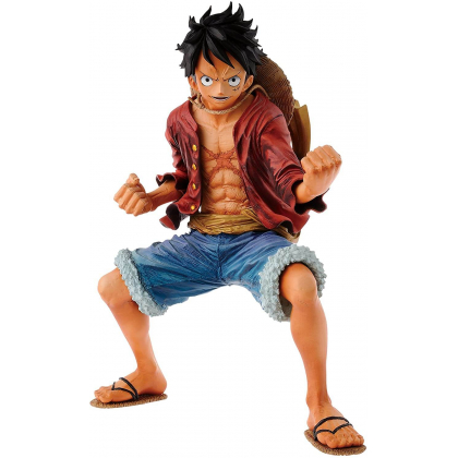 BANDAI Banpresto - One Piece - King of Artist The Monkey D. Luffy Figure