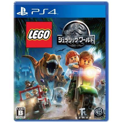 WARNER ENTERTAINMENT JAPAN LEGO Jurassic World PlayStation 4 PS4