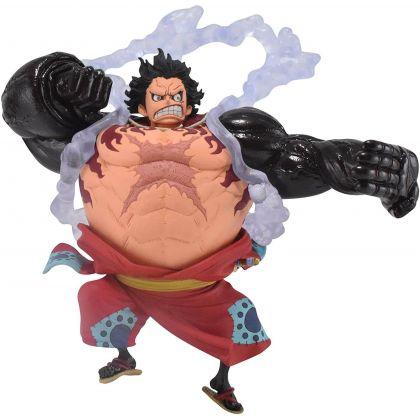 BANDAI Banpresto - One Piece - King of Artist The Monkey D. Luffy Gear 4 (Wa no Kuni) Figure