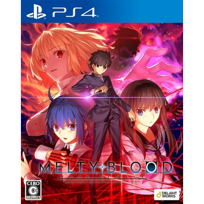 Delightworks - Melty Blood Type Lumina for Sony Playstation PS4