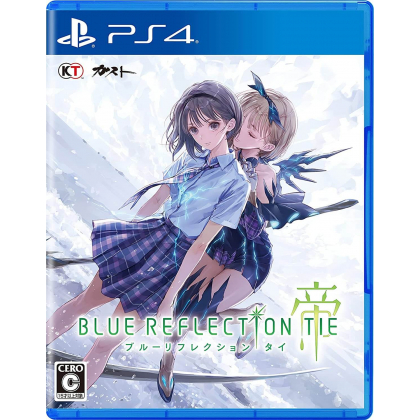 KOEI TECMO GAMES - Blue Reflection Tie/Tei for Sony Playstation PS4