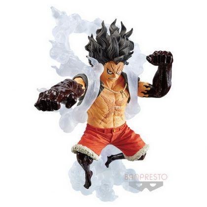 BANDAI Banpresto - One Piece - King of Artist The Monkey D. Luffy (The Snakeman) Figure