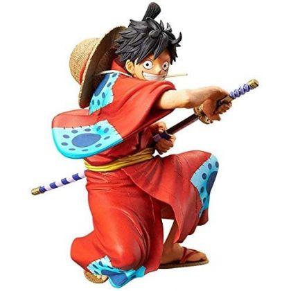 BANDAI Banpresto - One Piece - King of Artist The Monkey D. Luffy (Wa no Kuni) Figure
